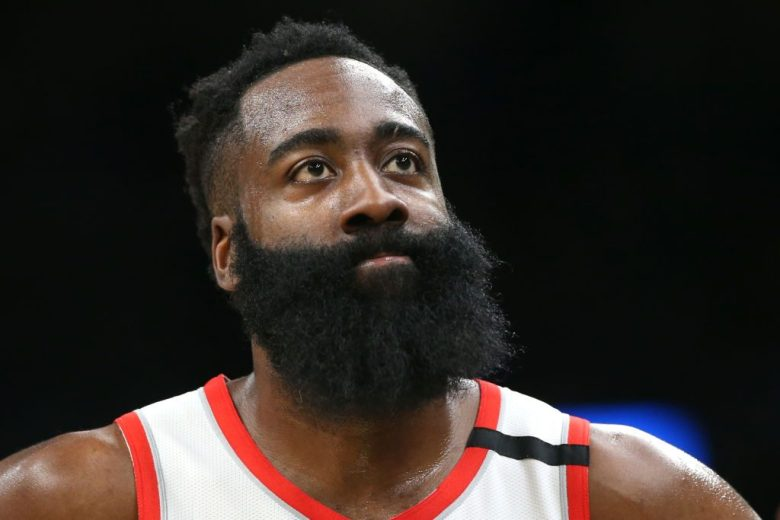Photo Emerges of James Harden Looking Ridiculously Skinny At His Boot Camp (PIC) | Total Pro Sports