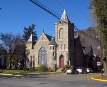 Church - Historic Architecture - Total Restoration Services
