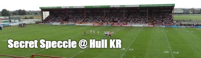 Secret Speccie - Hull KR