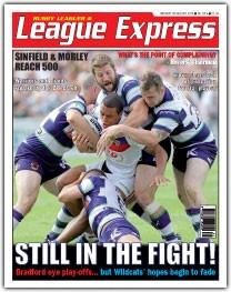 League Express, Mon 5th Aug 2013