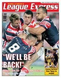 League Express, Mon 24 Feb 2014