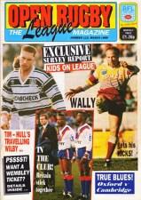 #113 Mar 1989