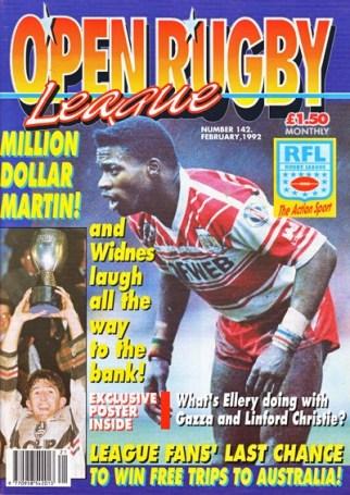 #142 Feb 1992
