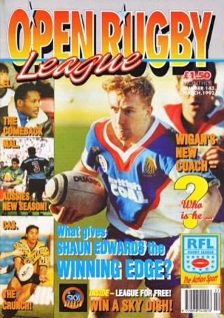 #143 Mar 1992