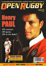 #209 Aug 1998 - First issue published by League Publications Ltd & edited by Graham Clay