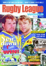 #276 Mar 2004 - Last issue edited by Tony Hannan