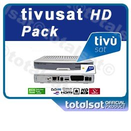 Tivusat HD Pack