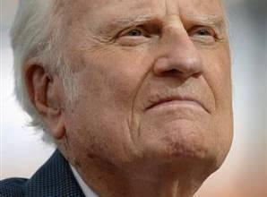 """Photo of Billy Graham a spus într-un interviu: """"Timpul meu este limitat pe acest pământ"""""""