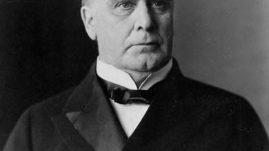 Photo of William MacKinley