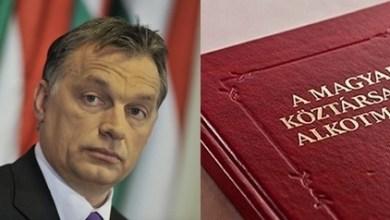 Photo of Noua Constituţie a Ungariei a dat peste cap toate planurile Uniunii Europene