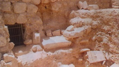 Photo of Mormântul regelui Irod, gӑsit ȋn deșertul Iudeii