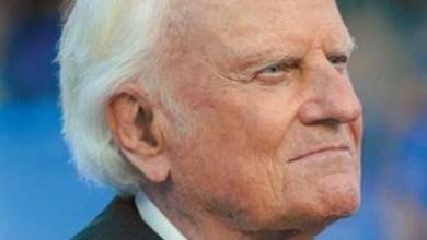 Photo of Billy Graham a fost externat din spital