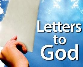 Photo of O scrisoare către Dumnezeu