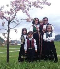 Bodnariu Family