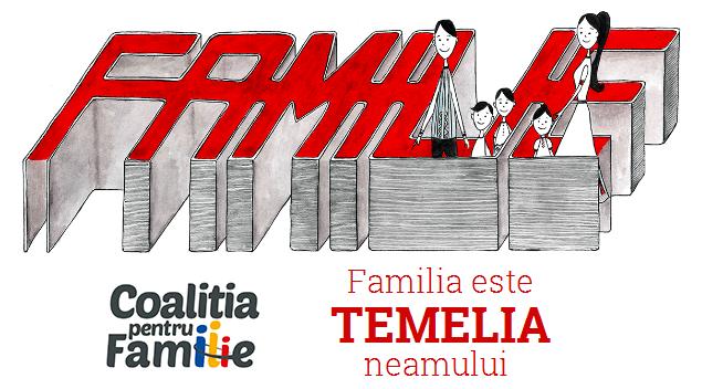 Referendum pentru redefinirea Familiei tradiţionale pe 7 octombrie