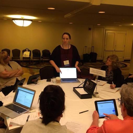 blogging round-table social media seminar