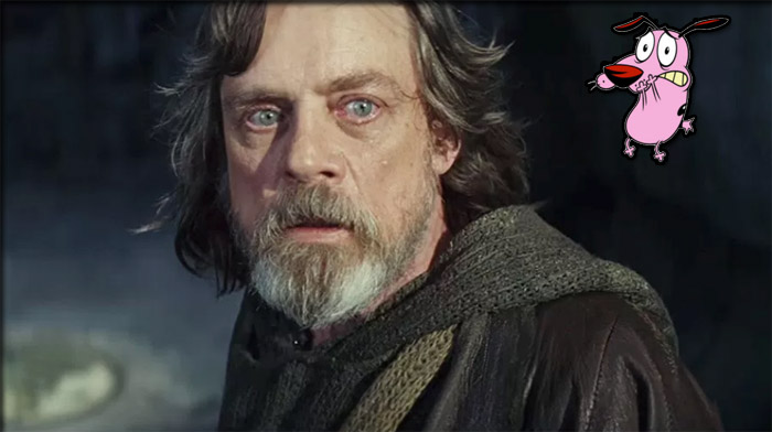 Luke the Cowardly Jedi Theory