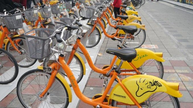 Taipei YouBike