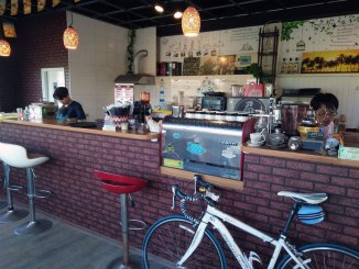 an coast cafe taipei