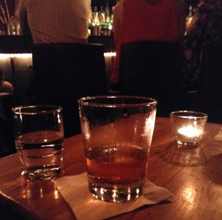 Ounce cocktail