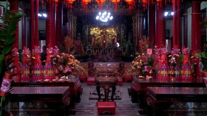 Chin Shan Yen Hui Chi Temple
