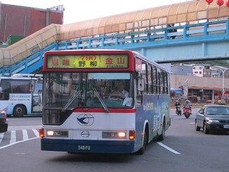 keelung bus
