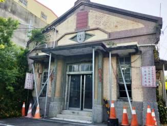 changhua historic building