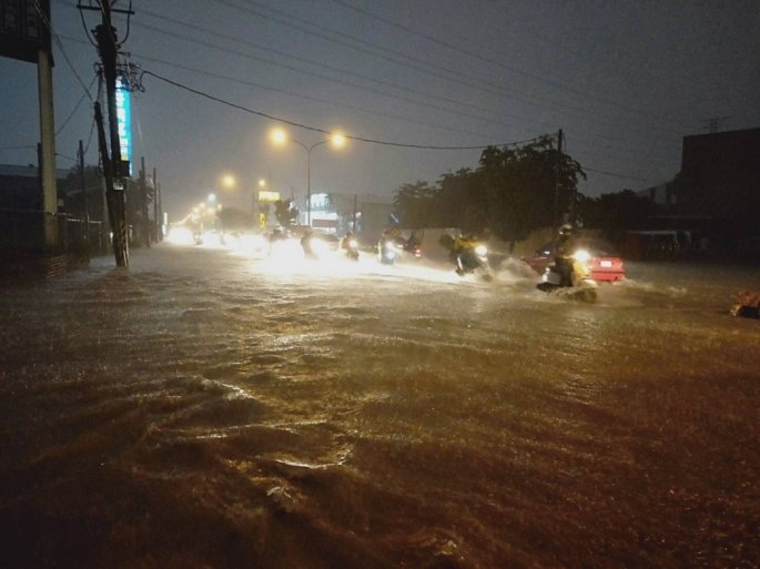 kaohsiung flood
