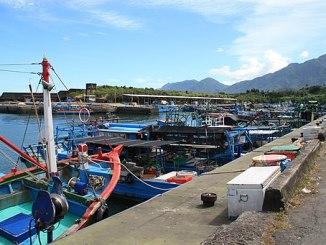 taiwan fishing boats