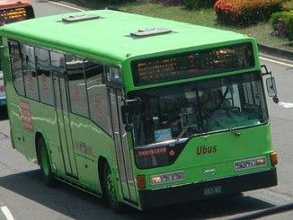 taoyuan songshan bus