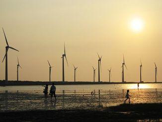 taiwan off shore wind