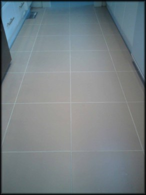 Tile Regrouting Professionals   Regrout Showers  Bathrooms  Floors     After Floor Tile Regrouting
