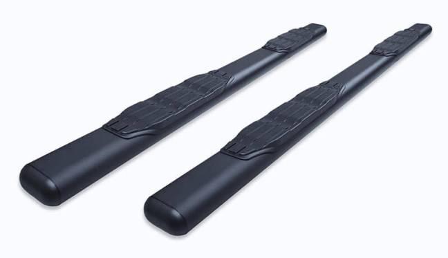 """Big Country (105870): 5"""" Fusion Side Bars – Textured Black"""