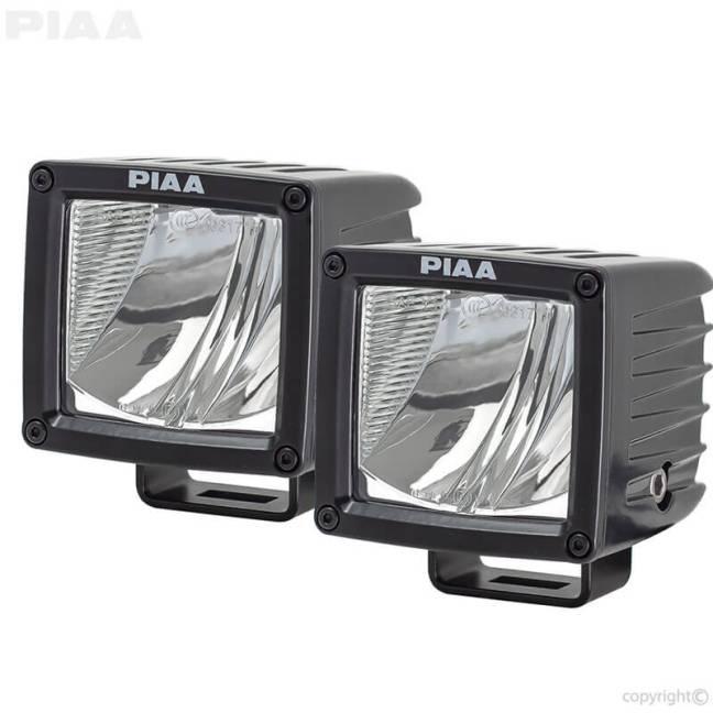 PIAA: RF3 Series LED Cubes - 07603 Driving