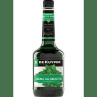 DeKuyper Creme De Menthe Green Liqueur 750ml