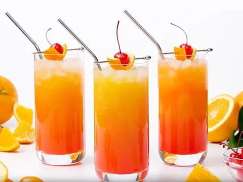 Tequila Sunrise Cocktail Recipe Total Wine More