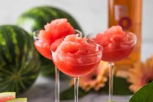 Watermelon Frose Drinks