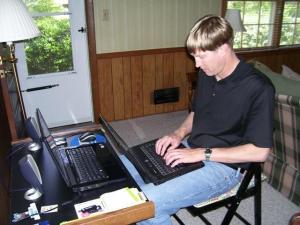 Retirement Home Staffer Is Secret Computer Genius