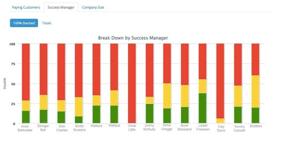 Break Down by Success Manager