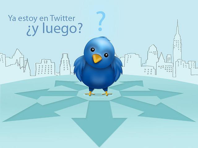 Twitter_Ya estoy en twitter