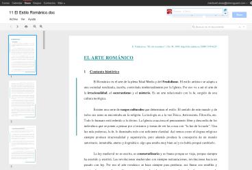Visualizador Pdf , Doc en Chrome