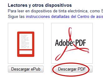 Descargar pdf Google eBooks Store