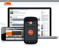 Soundcloud en el móvil