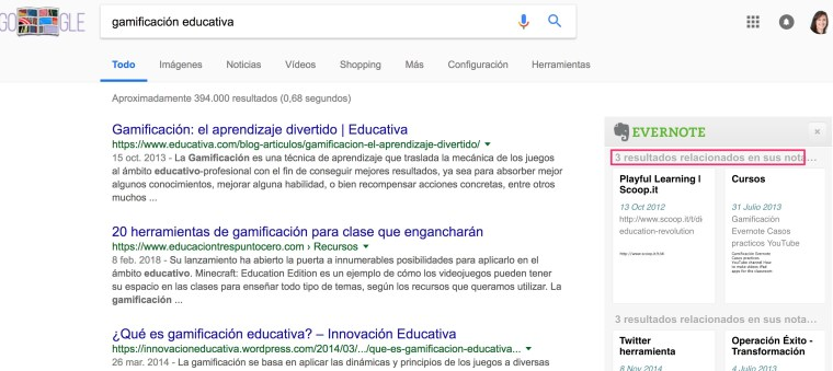 Buscar_en_google_y_evernote_a_la_vez