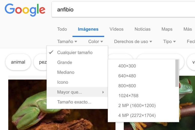 filtrar-tamaño-google-imagenes