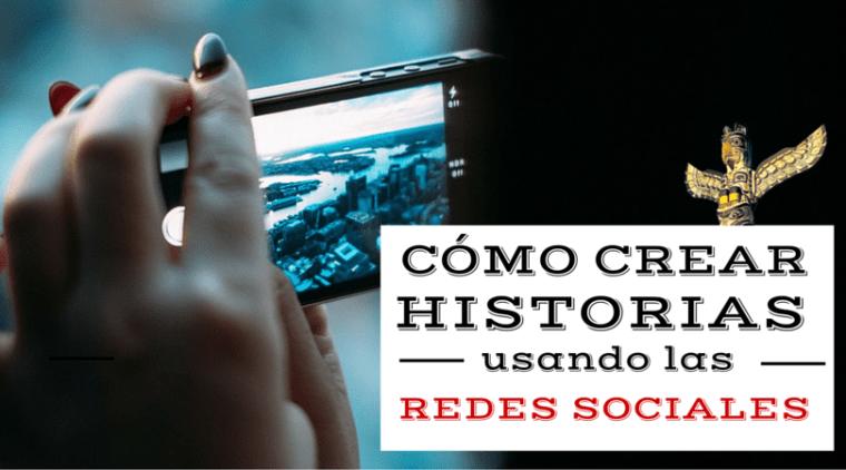 Storify crear historias reales noticas actualidad