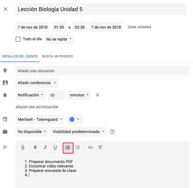 Crear-tarea-evento-lista-google-calendario