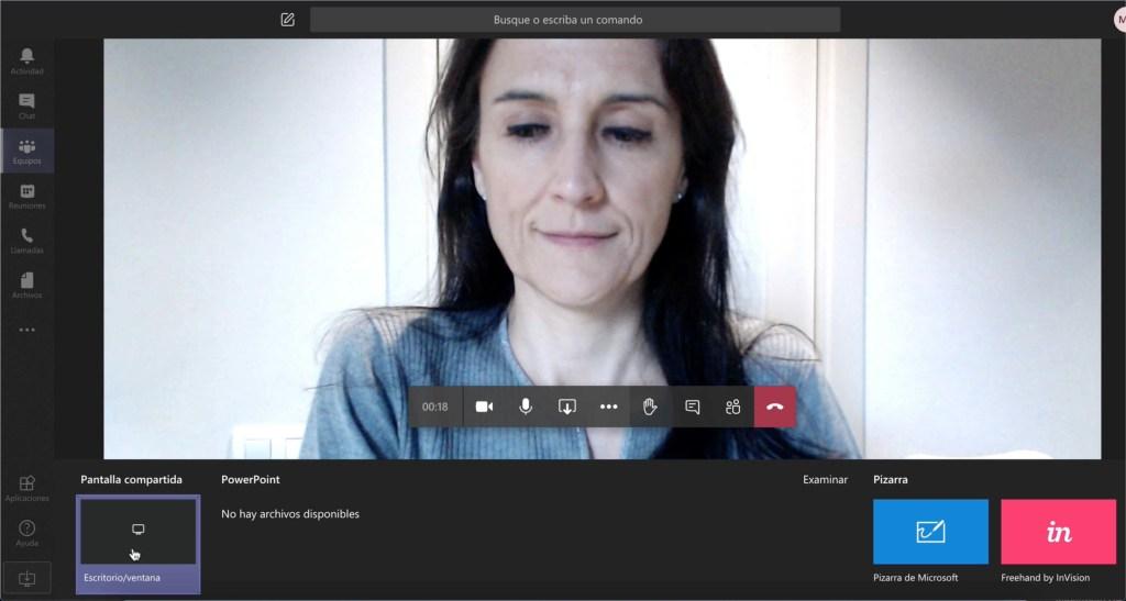 Compartir-pantalla-powerpoint-pizarra