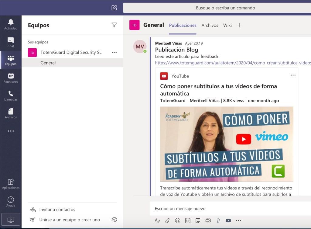 Microsoft-teams-proyecto-trabajo