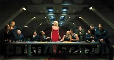 Battlestar Galactica reimaginada y mejorada